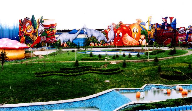 卡通地带-长影世纪城/电影主题公园/长影世纪城官方